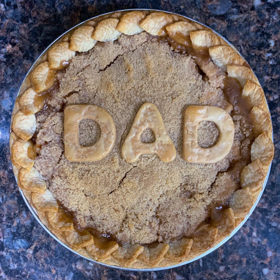 Dad Apple Pie